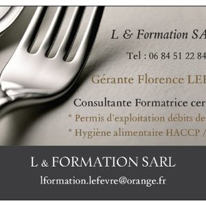 L&Formation EURL Hanches, Formation
